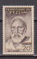 FEZZAN        N°  YVERT  : 65        NEUF AVEC  CHARNIERES      ( Ch  2/02  ) - Unused Stamps