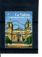 Yt 5128 La Valette-cathedrale Saint Jean - France