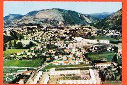 X09194 FOIX Ariège Vue Générale Aérienne Quartier Sud 1960s Eclusivité CAMBEFORT COMBIER Cliché 86-22 - Foix