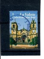 --yt 5128 La Valette Cathedrale Saint Jean-cachet Rond - France