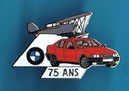 1 PIN'S  //  ** BMW / 75 ANS ** . (Démons & Merveilles. BMW) - BMW