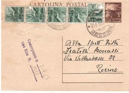 £3 + 5X£1 - 6. 1946-.. Repubblica