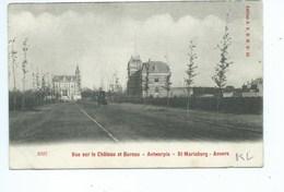 Sint Mariaburg Brasschaat Vue Sur Le Château Et Bureau Antwerpia - Brasschaat