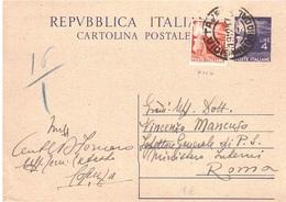 £4 + £4 GEMELLI - 6. 1946-.. Repubblica