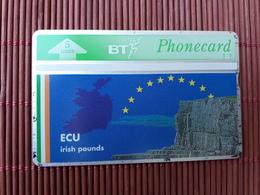Phonecard Private ECU 309 G (Mint,Neuve)  Rare - Royaume-Uni