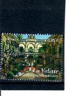 Yt 5125 La Valette-palais Des Grands Maitres-cachet Rond - France