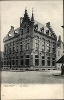Cp Nieuwpoort Westflandern, La Poste - Autres
