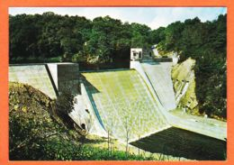 X18135 CULAN 18-Cher Le Barrage De SIDIAILLES Sur L' ARNON Environs De SAULZAIS LE POTIER 1980s - Culan