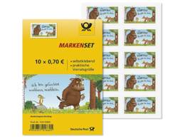 BRD GERMANY 2019 **MNH Gruffalo Grüffelo Booklet MH - OFFICIAL ISSUE - DH1910 - [7] Federal Republic