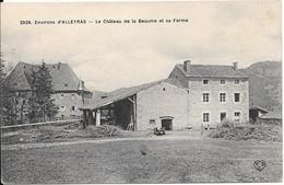 Environs D'ALLEYRAS - Le Château De La Beaume Et Sa Ferme - France