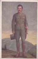 AK -Österreich -  Kaiser Karl I. - Dreifarbendruck - Brüder Kohn Verlag - Historische Persönlichkeiten
