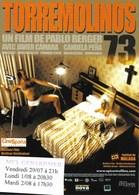 CARTE POSTALE CINEMA FILM TORREMOLINOS DE PABLO BERGER, FESTIVAL MALAGA, CARTE VIERGE - Posters On Cards
