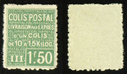 COLIS POSTAUX N° 68 TB Neuf N** Cote 35€ - Parcel Post