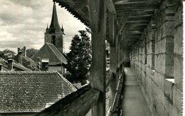 007237  Morat - Les Remparts - FR Freiburg