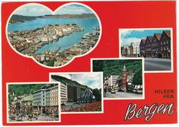 Hilsen Fra Bergen - Norge/Norway - Noorwegen