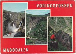 Voringsfossen - Mabodalen - Norge/Norway - Waterfall - Noorwegen