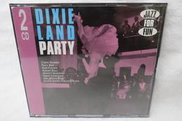 """2 CDs """"Dixie Land Party"""" Jazz For Fun, Div. Interpreten - Jazz"""