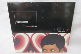 "CD ""Liquid Lounge"" Chilled Senses 01, Mixed By DJ Zappi - Disco, Pop"