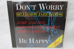 "CD ""Billys Hot Jazz Bands"" Don't Worry, Live Aus Der Dixieland Hall - Jazz"