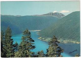 Telemark - Gaustatoppen  - (Norge/Norway) - Noorwegen