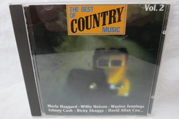 """CD """"The Best Of Country Music"""" Vol. 2 - Country & Folk"""