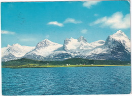 Helgeland:  'De Syv Sostre' / The Seven Sisters - (Norge/Norway) - Noorwegen