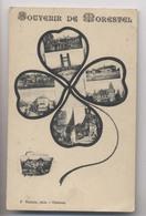 MORESTEL (38 - Isère) - Souvenir De Morestel - Trèfle à Quatre Feuilles - Morestel