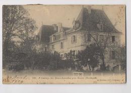 Près De NEUVIC - 1904 - Château Des Rieux Douzillac - Autres Communes