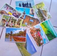 10 Different Philippine Postcards, Unused - Philippines
