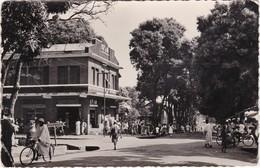 GUINEE - KINDIA - L'Immeuble De La C.F.A.O - CPSM PF - Guinée Française