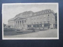Jugoslawien / Slowenien 1919 AK Rohitsch Sauerbrunn Kurhaus. Stempel Pogaska Slatina - Slowenien