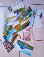 10 Different Philippine Postcards, Unused  Lines And Prints - Philippines