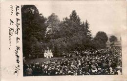 Gut Tonhof - Maria Saal, Kärnten - Feldmesse 12. IX. 1920 - Österreich