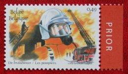 Brandweer Fire Brigade Feuerwehr Pompiers OBC N° 3150 (Mi 3199) 2003 POSTFRIS MNH ** BELGIE BELGIEN / BELGIUM - Belgium