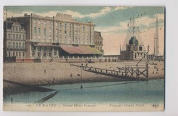 GRAND HÔTEL FRASCATI - Le Havre - Colorisée - Animée - Hotels & Restaurants
