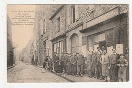 GREVES DE FOUGERES - RUE LESUEUR, BOURSE DU TRAVAILINDEPENDANTE DITE BOURSE JAUNES, GABOURY 1er PLAN - 35 - Fougeres