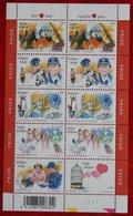 Compleet Vel Valentijn En Beroepen OBC N° 3150-3155 (Mi 3199-3204) 2003 POSTFRIS MNH ** BELGIE BELGIEN / BELGIUM - Belgien