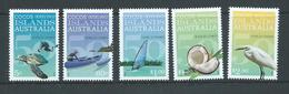 Cocos Keeling Island 2013 50th Year Stamp Anniversary Set 5 MNH - Cocos (Keeling) Islands
