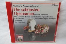 """CD """"Wolfgang Amadeus Mozart"""" Die Schönsten Opernarien In Deutsch Gesungen - Oper & Operette"""