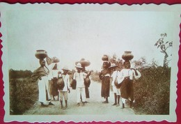 Milkmen, At The Turn Of The Century  Philippines - Philippines