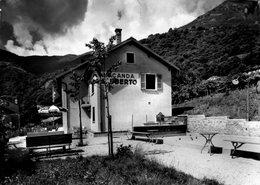 (94)  CPSM  Locanda S. Uberto  Mezzovico  (Bon Etat) - TI Tessin
