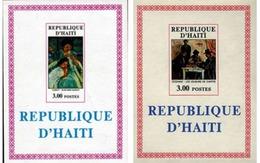 Ref. 39752 * MNH * - HAITI. 1971. PAINTINGS . PINTURAS - Haïti