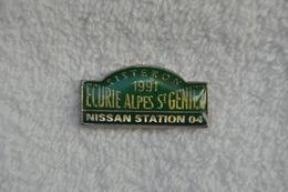 Pin's Nissan - Badges