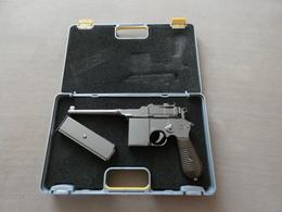 Miniature MAUSER M 1932 - Armes Neutralisées