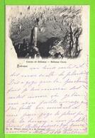 HABANA - CUEVAS DE BELLAMAR - Tarjeta Escrita En  1902 -  Fotos Anverso Y Reverso - Cuba