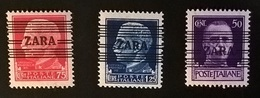 ZARA 1943 - Deutsche Bes.: Zara