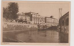 CATANIA, Via Dusmet   - F.p. - Anni '1920 - Catania