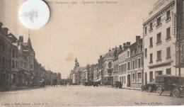 80 - Carte Postale Ancienne De PERONNE Qartier Saint Sauveur - Peronne