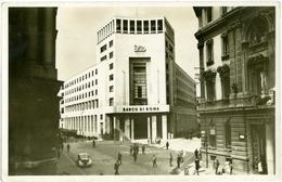 MILANO  Via Della Posta  Palazzo Del Banco Di Roma Ora Unicredit  Lupa Capitolina - Milano