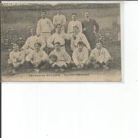 PATRONAGE SAINT LOUIS EQUIPE PREMIERE - Football